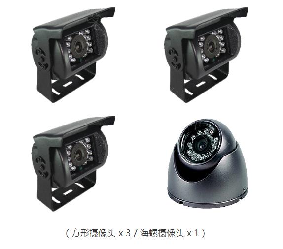 车用监控摄像头